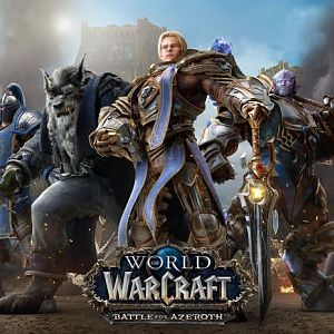 Battle For Azeroth GRATIS