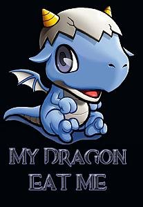 My Dragon Eat Me