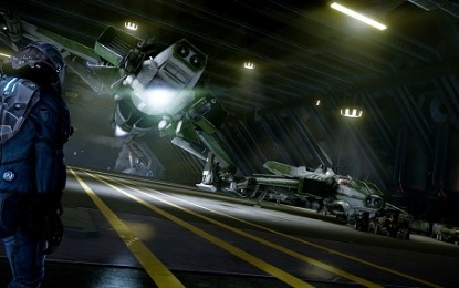 Star Citizen: 45 Milioni & The Next Great Starship Finale Preview