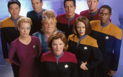 Star Trek Online: Il Cast di Voyager & Delta Rising Operations Pack