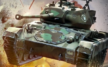 World of Tanks: Update 9.4