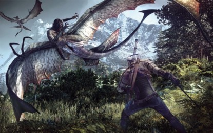 The Witcher 3: streaming