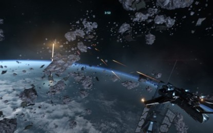 Star Citizen: Arena Commander 0.9.2