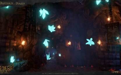 Land of Britain: svelato il Dynamic System Dungeon ed il primo Dungeon!