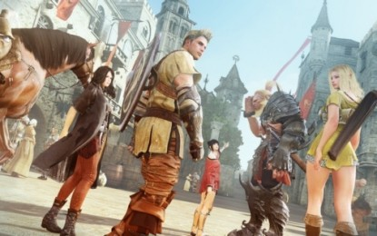 The Minimalist: Black Desert fa #marciaindietro